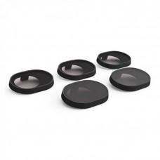Комплект фильтров для Spark (UV/ND4/ND8/ND16/PL)